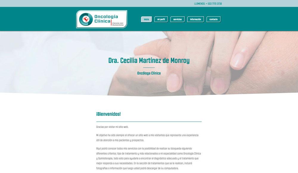 stocks-media website beispiel dra-martinez-de-monroy.com